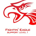 Level 1 The Fightin' Eagle $25 to $100